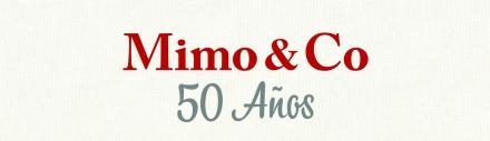Mimo&Co 50 Años